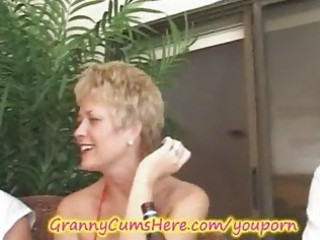old has a xxx swingers party and anal tasting