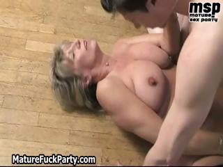 triple naughty grown-up wifes enjoying a huge