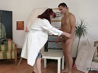 libido hungry cougar paintress obtains it hard